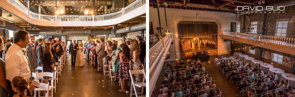 University Of Colorado Denver Tivoli Student Center Wedding Photographer 38