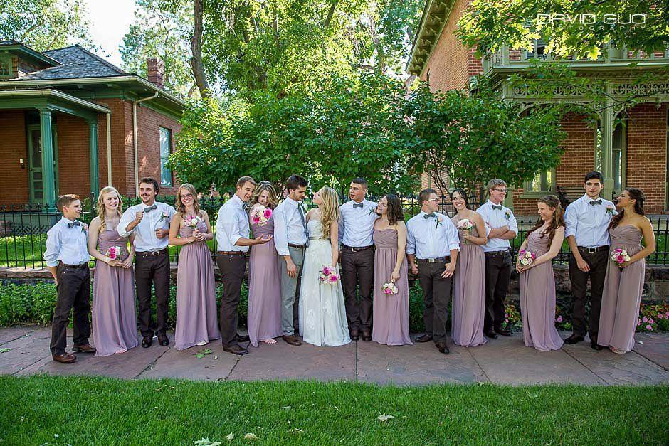 University of Colorado Denver Tivoli Student Center Wedding Photographer-54