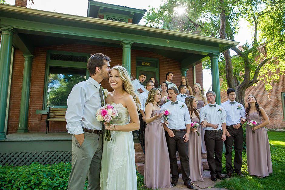 University of Colorado Denver Tivoli Student Center Wedding Photographer-57