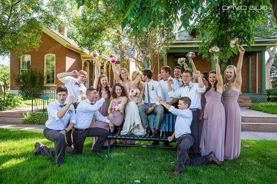 University of Colorado Denver Tivoli Student Center Wedding Photographer-58