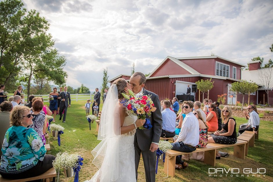 Barn at Raccoon Creek Wedding Denver Colorado-58