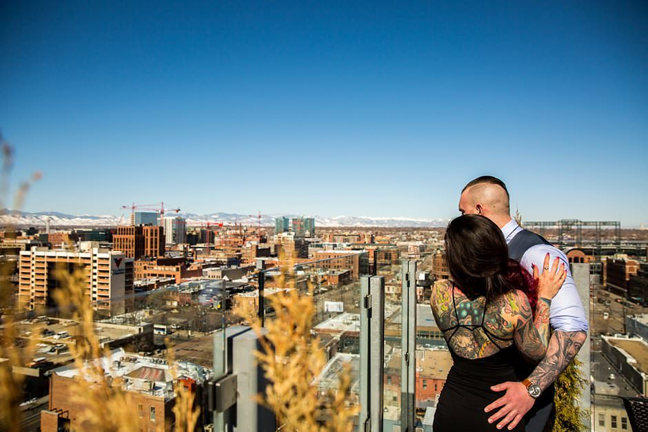 Knotty Tie Larimer Square Engagement Styled Session David Guo Photography-20