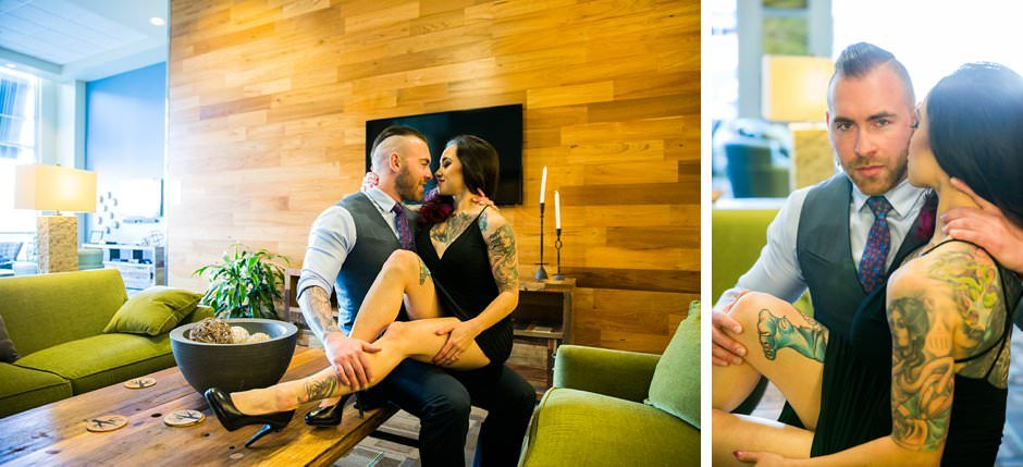 Knotty Tie Larimer Square Engagement Styled Session David Guo Photography-42