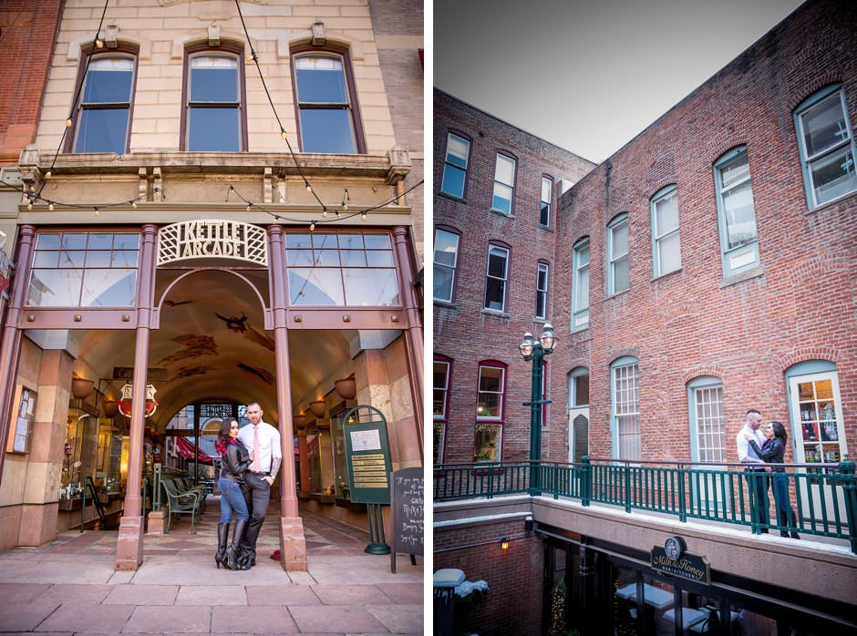 Knotty Tie Larimer Square Engagement Styled Session David Guo Photography-46