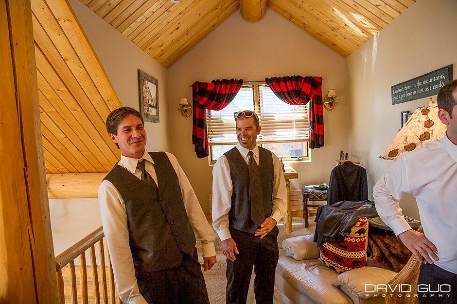 Frisco Historic Park and Bagallis Restaurant Wedding-6