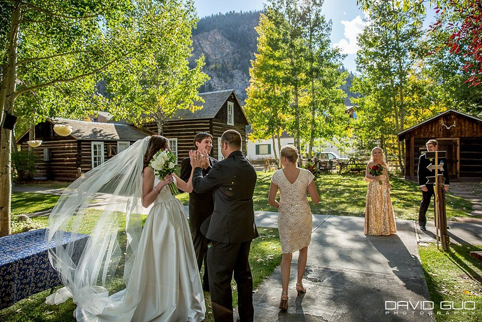 Frisco Historic Park and Bagallis Restaurant Wedding-71