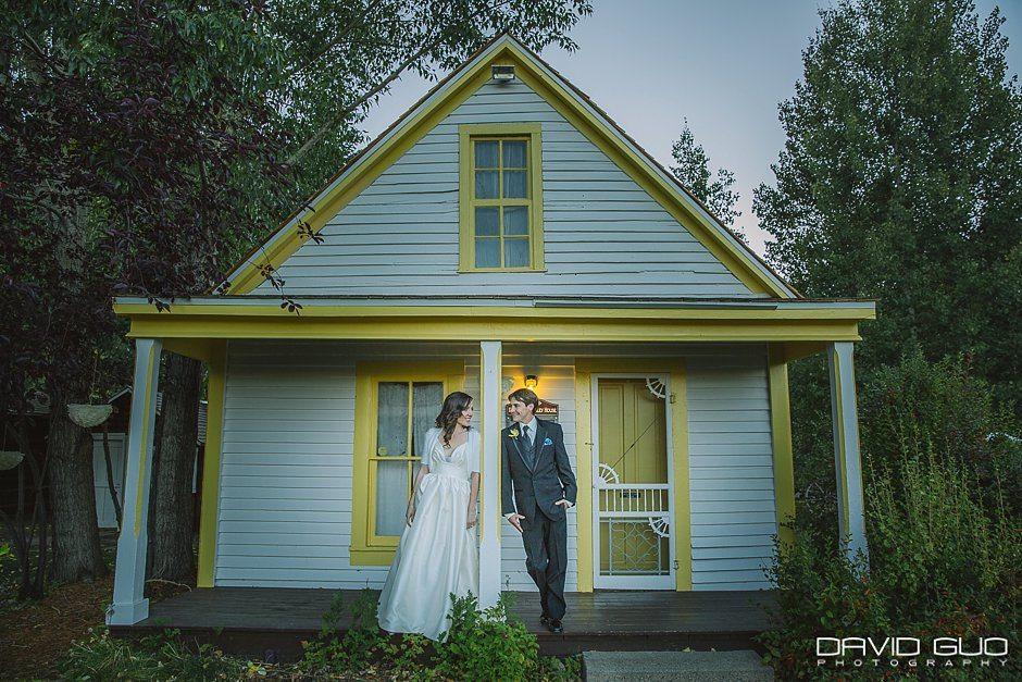 Frisco Historic Park and Bagallis Restaurant Wedding-81